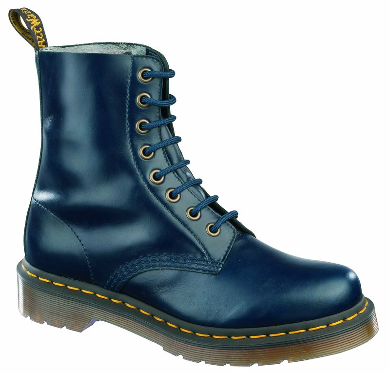 original classic doc dr martens 8 hole pascal dress blues 13512204 ebay. Black Bedroom Furniture Sets. Home Design Ideas
